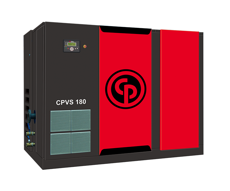 CPVS - 180 screw machine