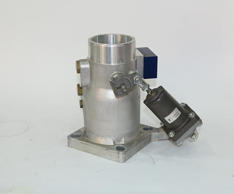Always close inlet valve