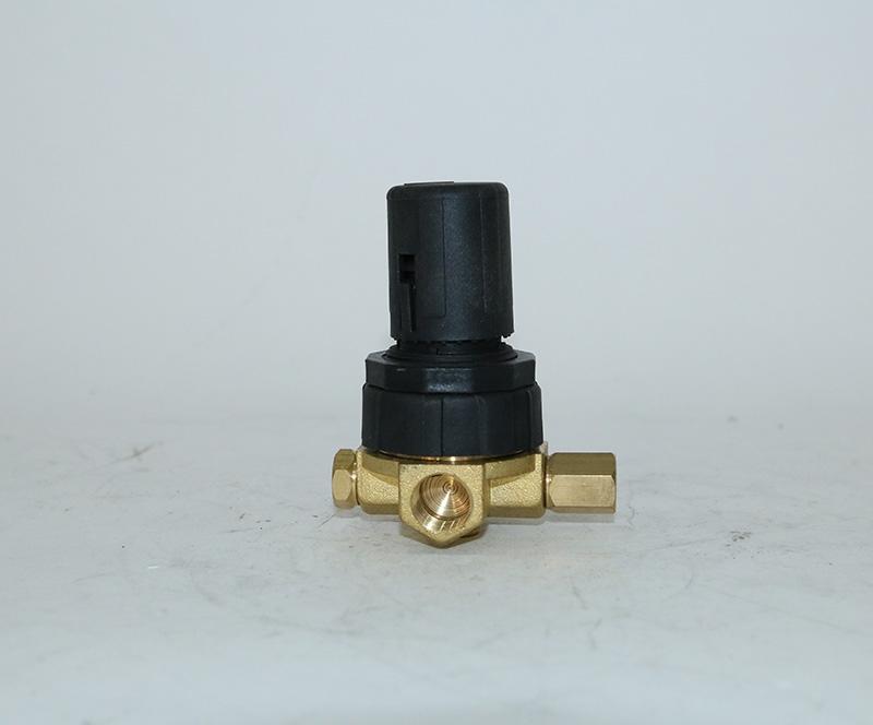 Inverse proportion valve