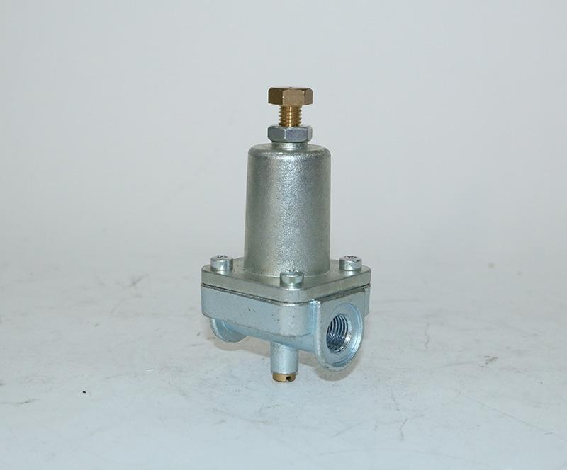 High pressure reverse proportional valve