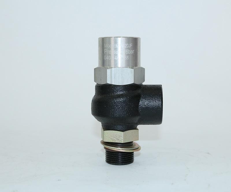 Giant air minimum pressure valve
