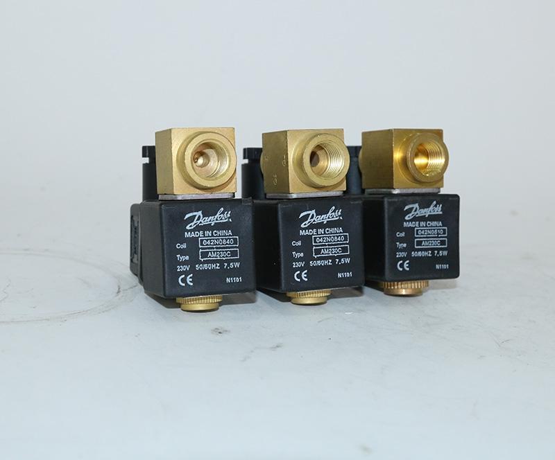 Danvers solenoid valve