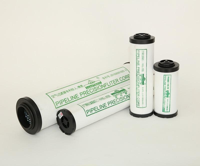 Hauttel filter core