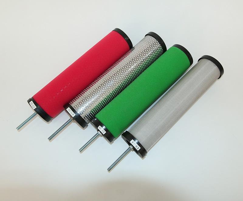 Precision filter core