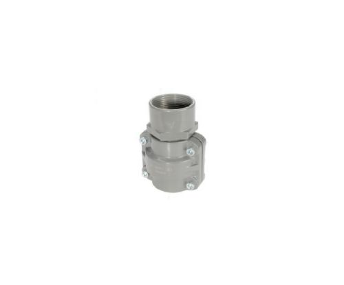 Aluminum inner screw joint A