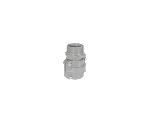 Aluminum outer screw joint A