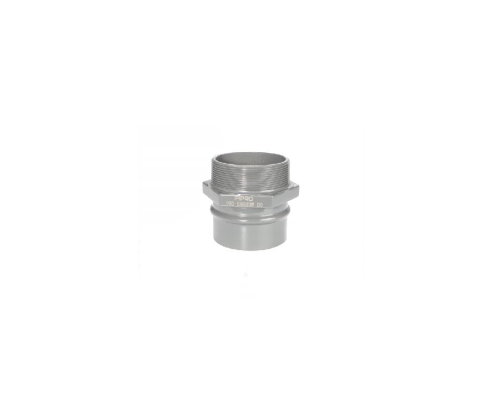 Aluminum outer screw joint