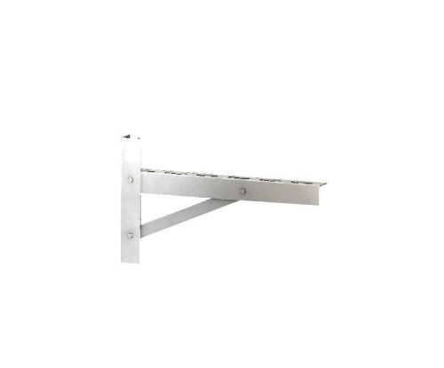 Triangular cantilever bracket